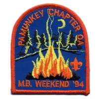 Pamunkey Chapter #7 eX1994
