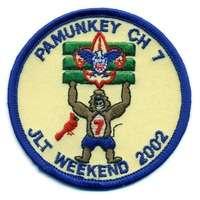 Pamunkey Chapter #7 eR2002-1