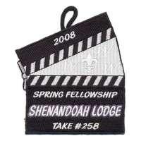 Shenandoah eX2008-3