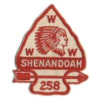 Shenandoah A4