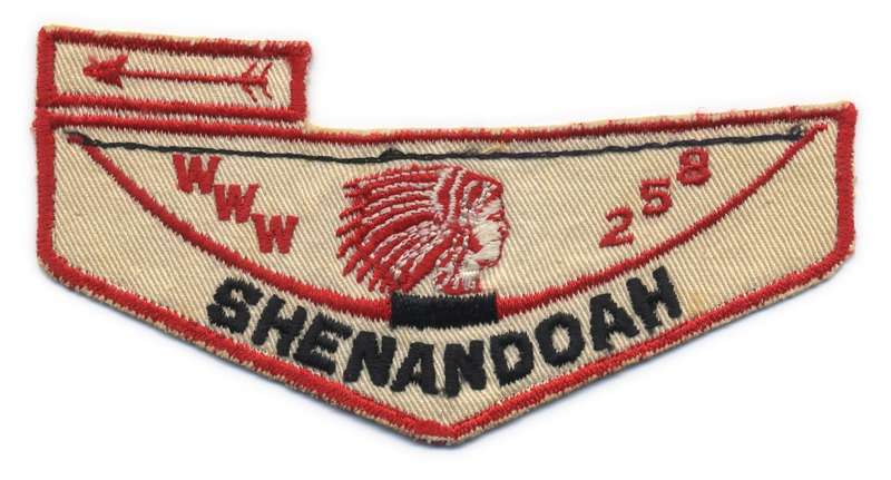 Shenandoah F1a