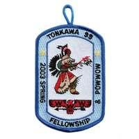 Tonkawa eX2003
