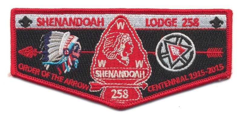 Shenandoah S66
