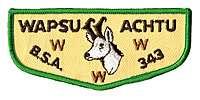 343 Wapsu Achtu
