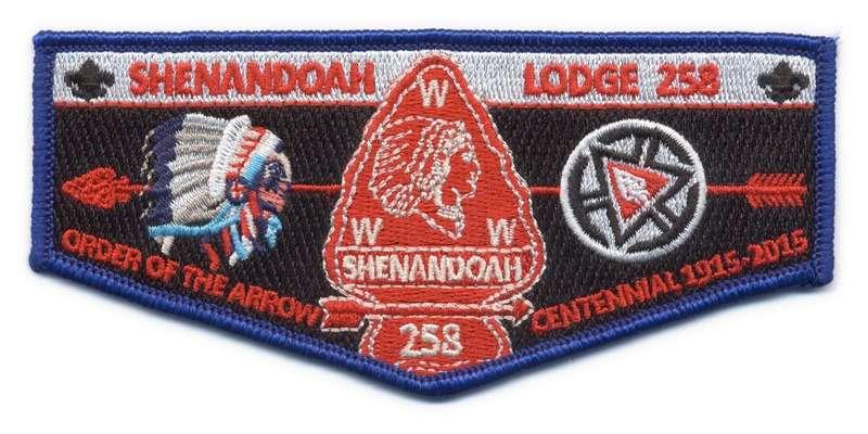 Shenandoah S68