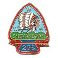 Shenandoah PIN1b