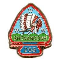 Shenandoah PIN2a
