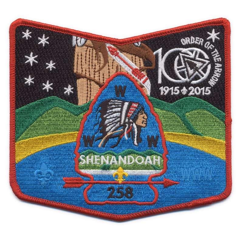 Shenandoah X24