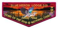 Blue Heron S165
