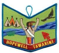 Hopewell Tawakini ZX1