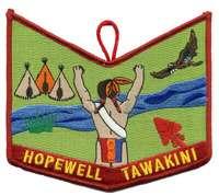Hopewell Tawakini ZX2