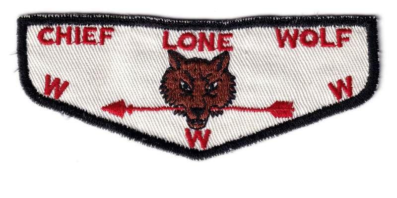 Chief Lone Wolf F1
