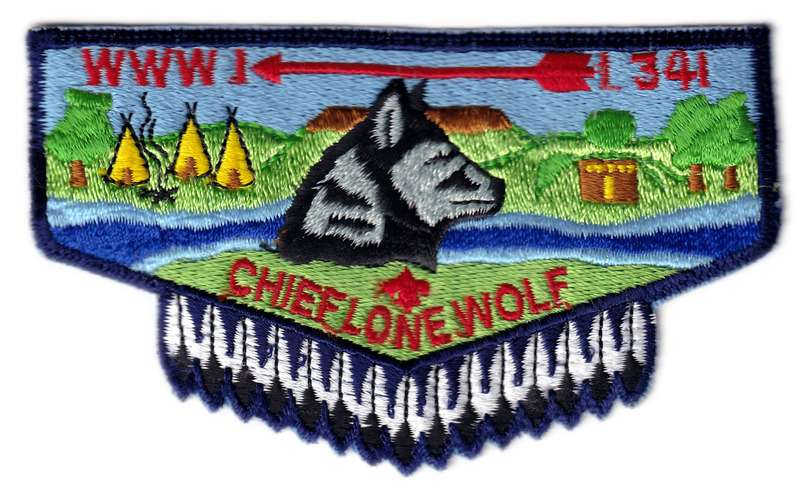 Chief Lone Wolf S12