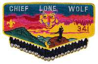 341 Chief Lone Wolf