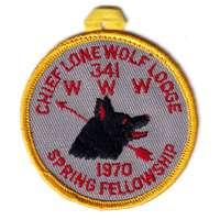 Chief Lone Wolf eR1970-2
