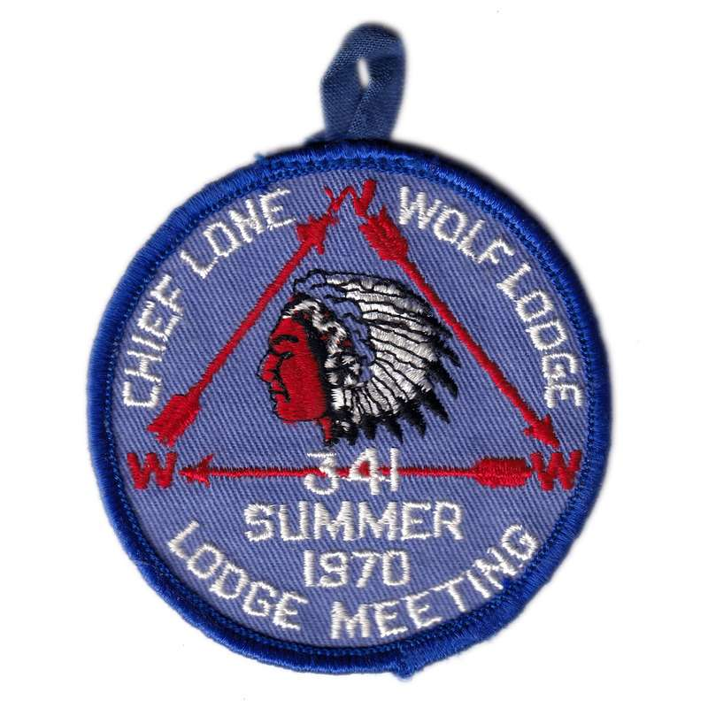 Chief Lone Wolf eR1970-3