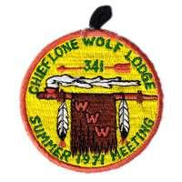 Chief Lone Wolf eR1971-2