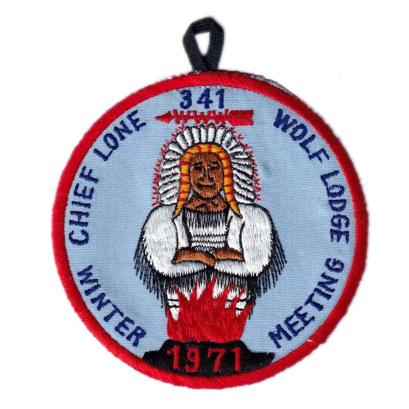 Chief Lone Wolf eR1971-3