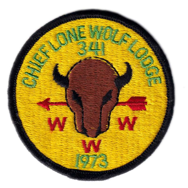 Chief Lone Wolf eR1973-1