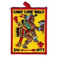 Chief Lone Wolf eX1977-1