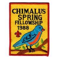 Chimalus eX1988-1