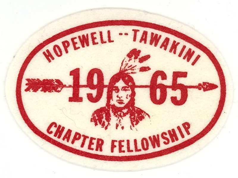 Hopewell Tawakini eX1965-1
