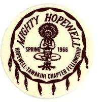 Hopewell Tawakini eR1966-1