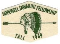 Hopewell Tawakini eX1969-1
