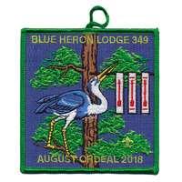 Blue Heron eX2018-3