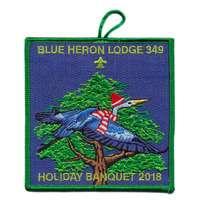 Blue Heron eX2018-5
