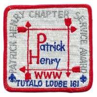 Patrick Henry X1
