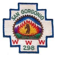 San Gorgonio X5a