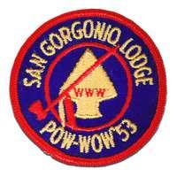San Gorgonio eR1953a
