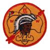 Oposa Achomawi eR1955