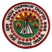 Nacha Chuppacat eR1991-1