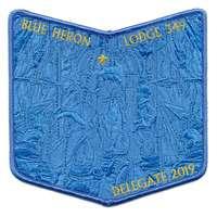 Blue Heron X64
