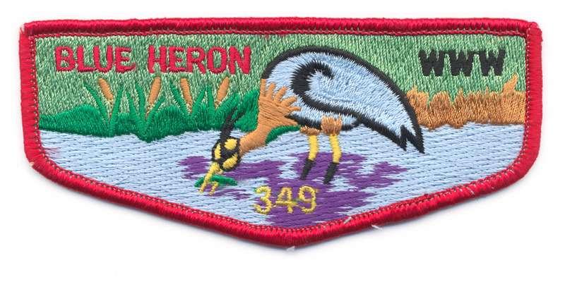 Blue Heron YS7