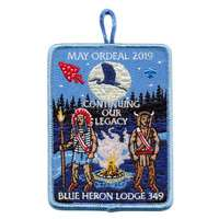Blue Heron eX2019-2