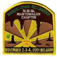 Mantowagan eX2001-1