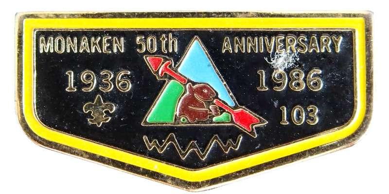 Monaken PIN2
