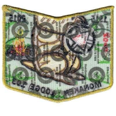 Monaken X19