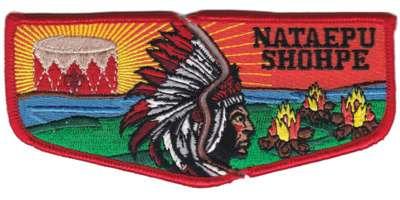 Nataepu Shohpe Flap 0; Charter Member set 2012