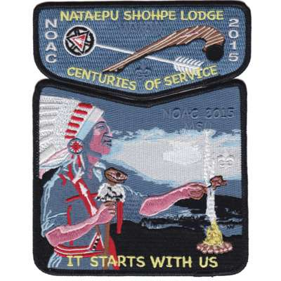 Nataepu Shohpe NOAC 2015 Night Trader