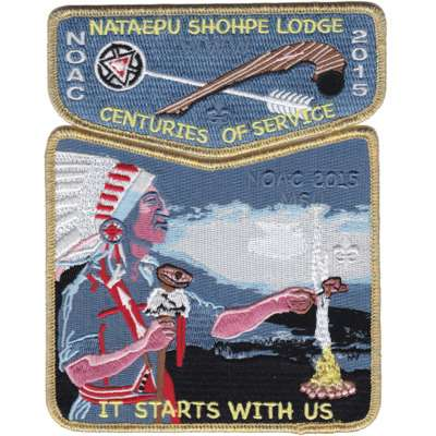 Nataepu Shohpe NOAC 2015 Night Delegate
