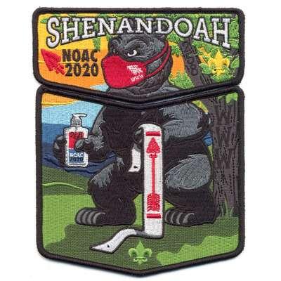 "Shenandoah 2020 NOAC ""Delegate"" Set"