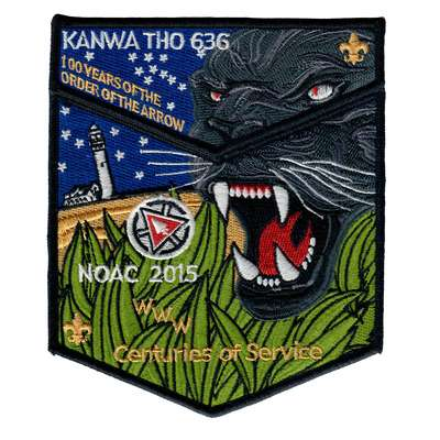 Kanwa Tho 2015 NOAC Trader Set