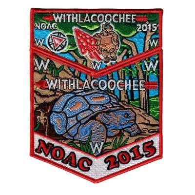 Withlacoochee 2015 NOAC Set