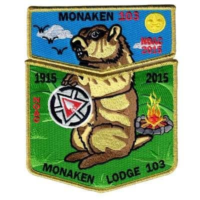 Monaken 2015 NOAC Set