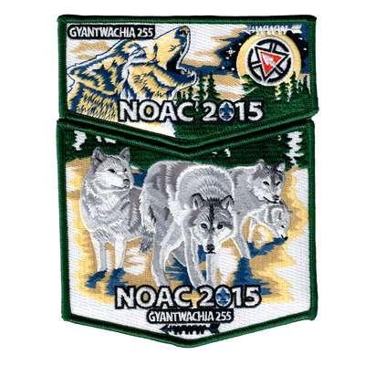 Gyantwachia 2015 NOAC Trader Set