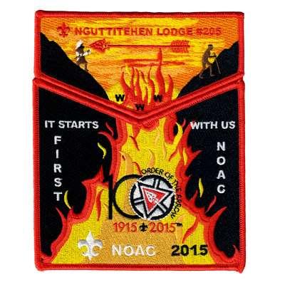 Nguttitehen 2015 NOAC Trader Set